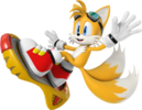 Sonic Free Riders - Miles (Tails) Prower - 774 X 600