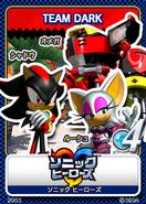 Sonic Tweet Team Dark