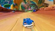Team Sonic racing - Gameplay Footage