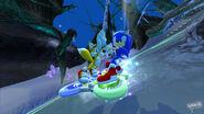 Sonic free riders 1