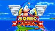 Sonic Mania Announcement Trailer