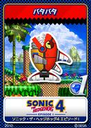 Sonic the Hedgehog 4 Episode 1 04 Chopper