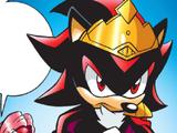 Shadow the Hedgehog (Light Mobius)