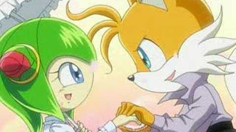 Sonic X - Ep 65 - Deleted Scene 2 - Tails And Cosmo - English SUB