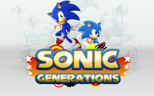 Sonic generations wallpaper by darkfailure-d3eauh9