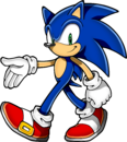 Sonic Art Assets DVD - Sonic The Hedgehog - 2