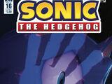 IDW Sonic the Hedgehog Ausgabe 16