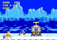 Sonic 3 & Knuckles Kapsel