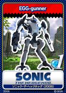 Sonic Tweet Egg-gunner