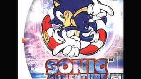 """Sonic Adventure """"Snowy Mountain"""" (Ice Cap)"""