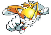 Tails trans