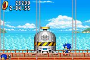 Sonic Advance Kapsel