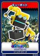 Sonic Tweet Cubot