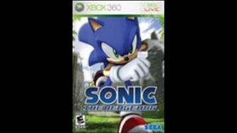 "Sonic the hedgehog 2006 ""Solaris Phase 1"" Music"