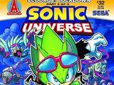 Archie Sonic Universe Ausgabe 32