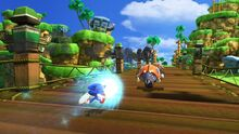 Sonic Generations - Green Hill - Game Shot - (13)