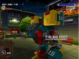 F-6t Big Foot