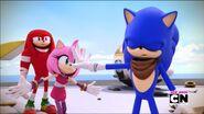 Sonic boom tv show