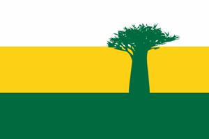 Mazuri flag
