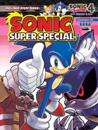 Sonic Super Special Magazin Ausgabe 3