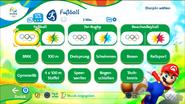 Rio 2016 Menü