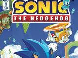 IDW Sonic the Hedgehog Ausgabe 1