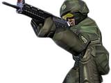 G.U.N. Soldier