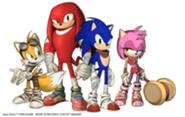 SonicBoomAllCharacters