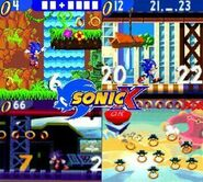 Leapster Sonic X 2
