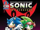 Archie Sonic the Hedgehog Ausgabe 192
