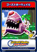Sonic Rush Adventure 09 Ghost Horse Weil