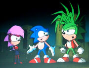 Sonic Underground (good guys)