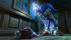 Sonic night of the werehog by hinata70756-d5nq0rg