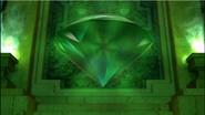Grüner Emerald