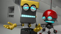 Orbot and Cubot Fire and Ice