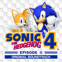 Sonic the Hedgehog 4 Episode II Original Soundtrack