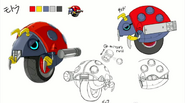Moto Bug Concept Artwork