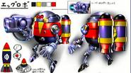 EggRobo Concept Artwork