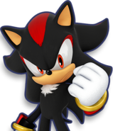Sonic Dash Shadow