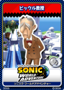 Sonic Unleashed - 09 Professor Pickle