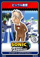 Sonic Unleashed 09 Professor Pickle