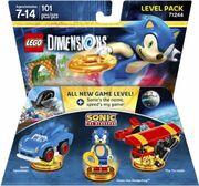 Sonic the Hedgehog Lego Dimensions