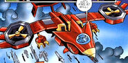 Egg Hawk (Archie)