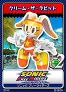 Sonic Free Riders 05 Cream the Rabbit