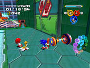 Sonic Heroes Pull Switch