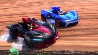 Team Sonic Racing E3 Trailer DE