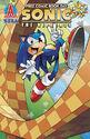 Sonic the Hedgehog FCBD 2011
