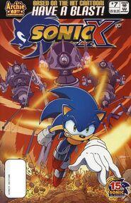 Portal Comics Sonic X