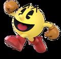 SSBU Pac-man main