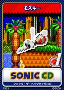 Sonic CD - 02 Mosqui